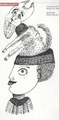 Furry Teaching Hat Keeps Authority Warm